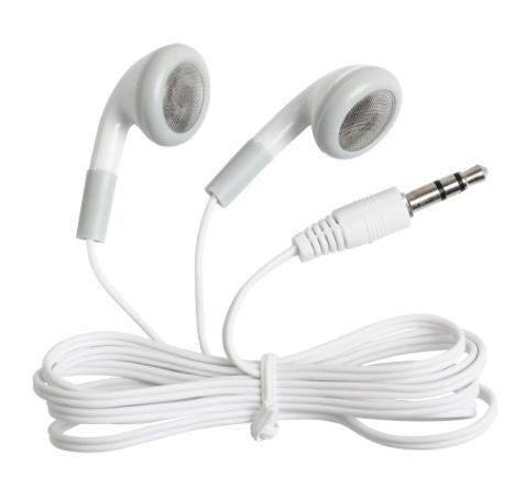 disposable earphones
